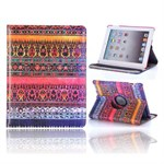 Modern 360° rotate cover til iPad 2/3/4 - Indian design